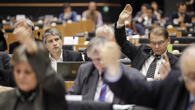 Vote en commission Parlement européen vote par appel nominatif votes finaux