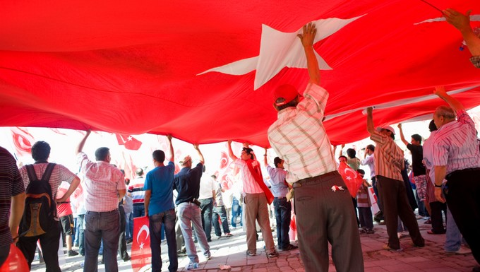 Elections municipales mars 2014 AKP Turquie Erdogan