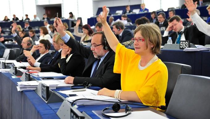 Vote session plénière 16 avril 2014