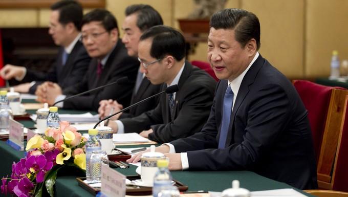 Visite président chinois mars 2014 Xi Jinping en Europe France