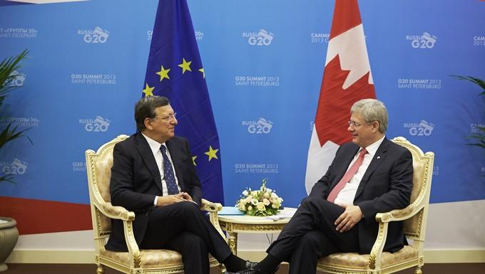 Barroso et Harper