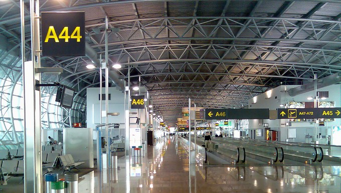 aéroport bruxelles