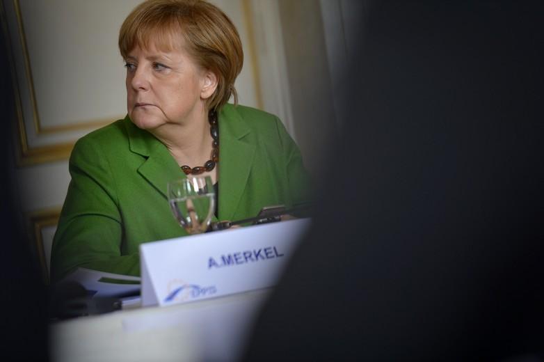 Angela Merkel est en grande difficulté après plusieurs revers électoraux de son parti - Crédits : European People's Party (2013) / Flickr