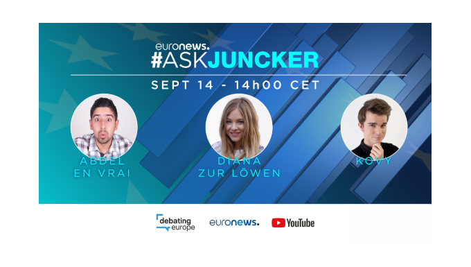 #AskJuncker