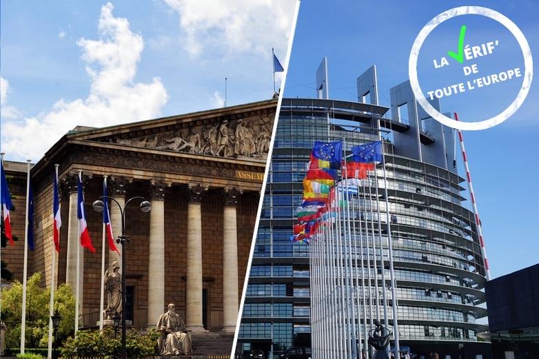 L'Assemblée nationale et le Parlement européen jouent-ils à armes égales ? - Crédits : Funky Tee (Flickr) / Pixabay