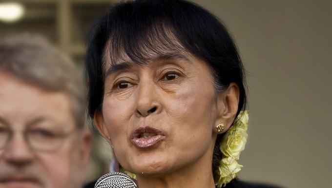 1st EU - Myanmar Interparliamentary Meeting with Aung San Suu Kyi (c) Parlement européen