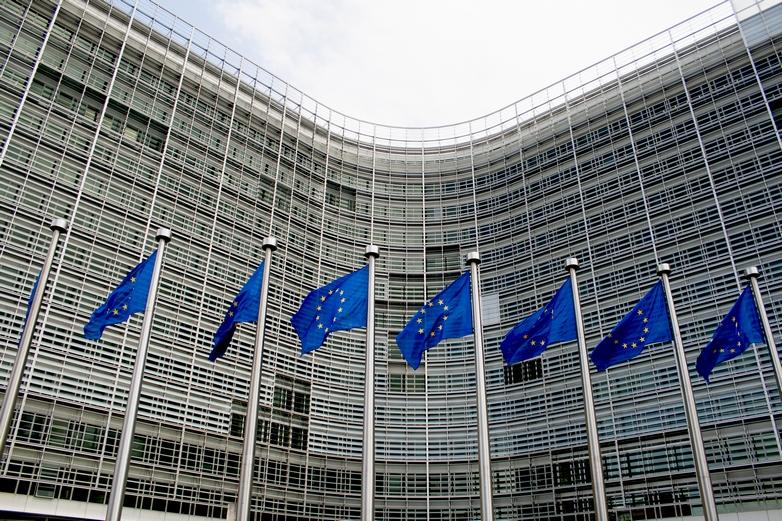 La Commission européenne à Bruxelles - Crédits : jessicahyde / iStock