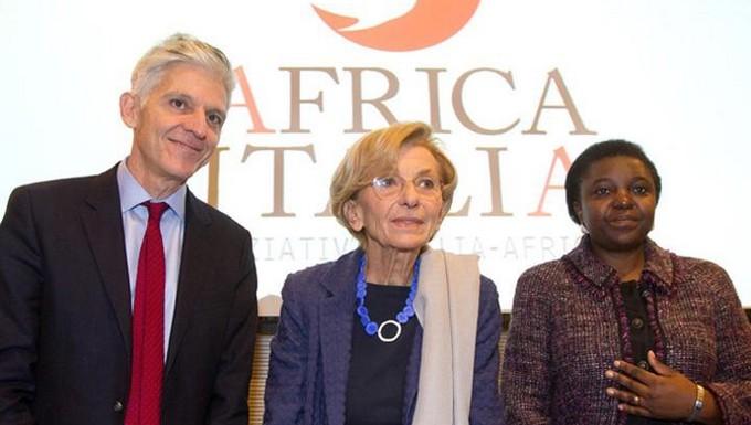 Emma Bonino (c) Ministère italien des Affaires étrangères