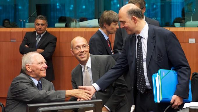 Moscovici et Schauble