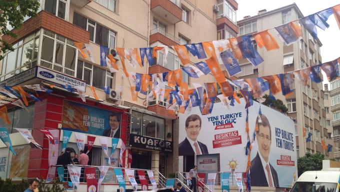 Istanbul, Turquie, 27 mai 2015