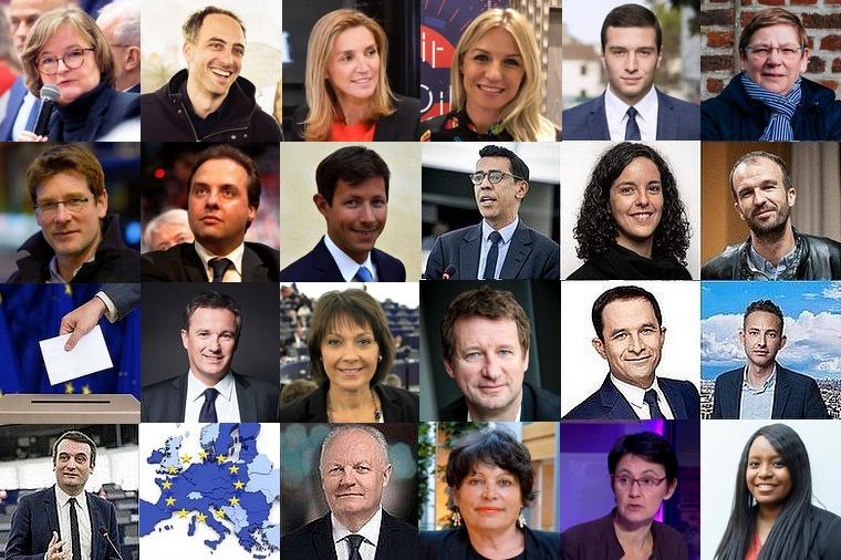Les candidats français