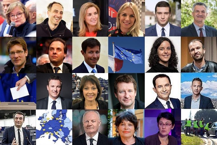 Élections européennes 2019 : quels candidats ? quelles stratégies ?