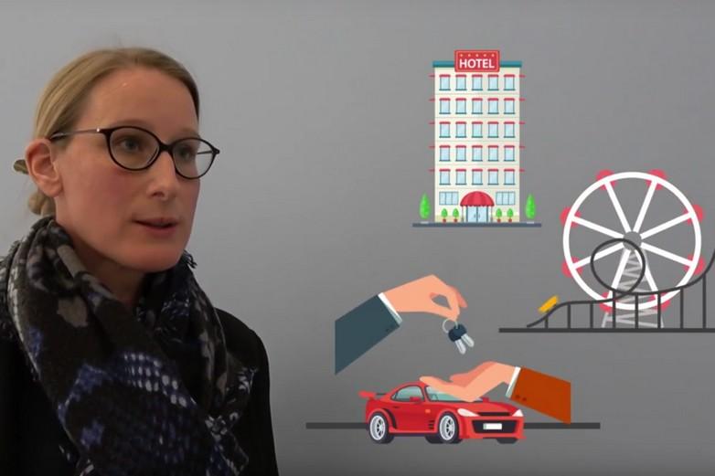 Bianca Schulz, responsable du Centre européen des Consommateurs France - Crédits : DR / ECC