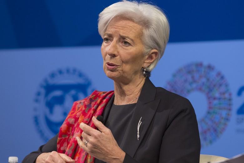La présidente de la Banque centrale européenne Christine Lagarde a dévoilé dans la nuit du 18 au 19 mars un programme de 750 milliards d'euros pour soutenir les Etats face au coronavirus