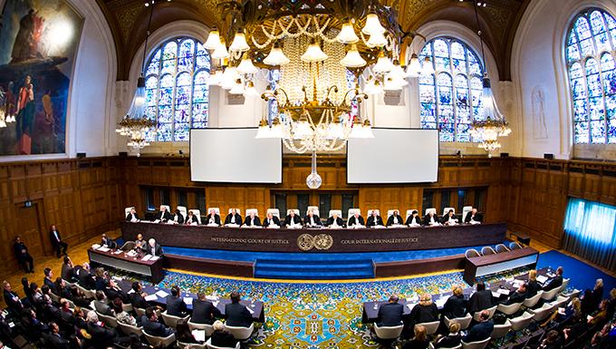 (c) Cour internationale de Justice