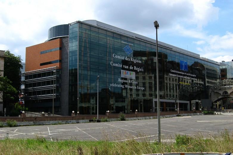 Siège du Comité européen des régions à Bruxelles - Crédits : Comité européen des régions