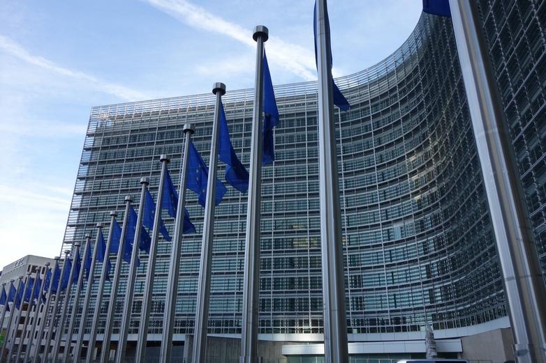 Le bâtiment de la Commission européenne, à Bruxelles - Crédits : Gérard Colombat / Wikicommons