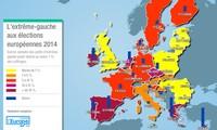 L'extrême-gauche aux élections européennes 2014