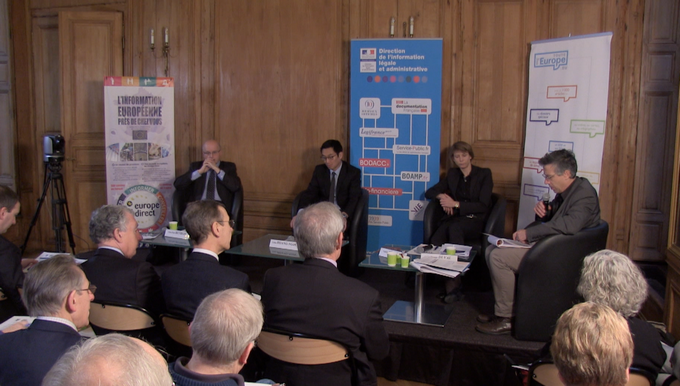 Conférence DILA - Toute l'Europe - Jean-Paul Betbèze, Liêm Hoang-Ngoc, Valérie Herzberg, Guillaume Duval