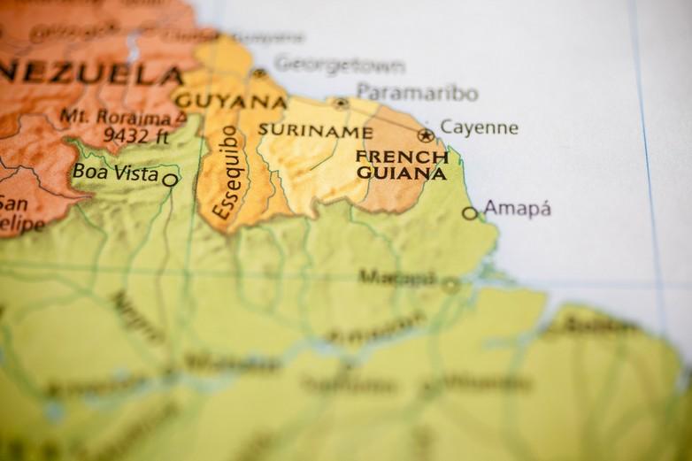 22e conférence des présidents des régions ultrapériphériques, à Cayenne (Guyane)