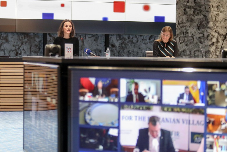 Les ministres de l'Agriculture se sont réunis par vidéo-conférence mercredi 25 mars sous la présidence de la ministre croate Marija Vučković