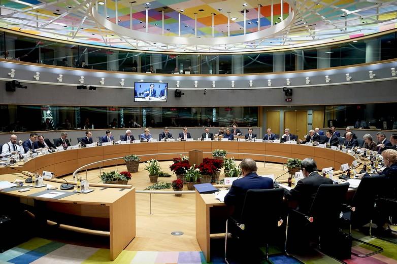 A l'ordre du jour du Conseil européen réunit le 14 décembre 2018 : la politique migratoire de l'UE - Crédits : European Council
