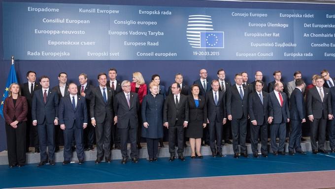 Conseil européen