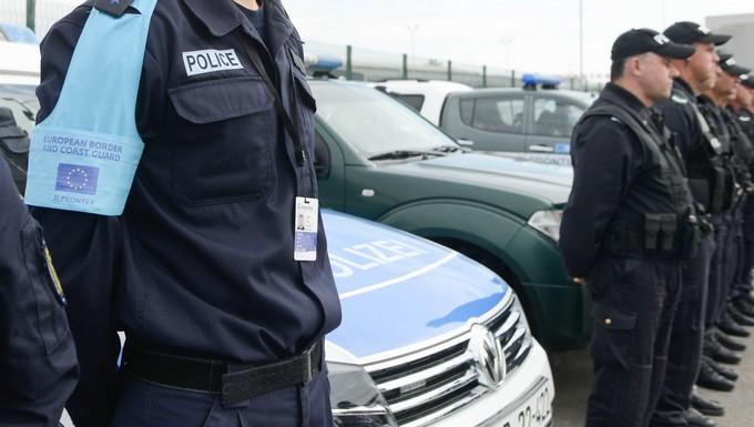 Membres de l'Agence européenne de garde-frontières et de garde-côtes