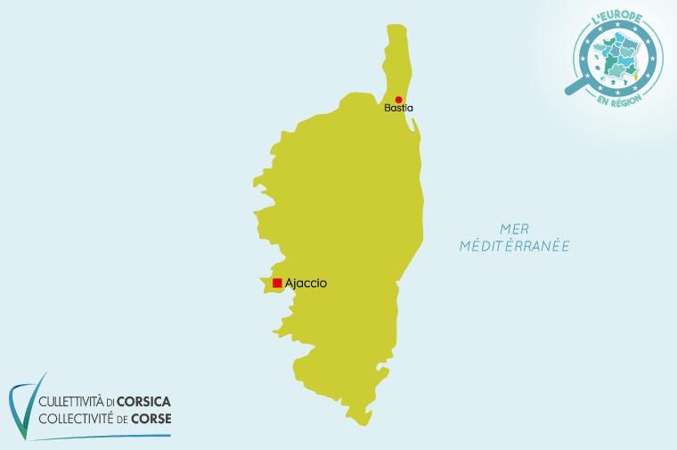 L'Europe en région : Corse