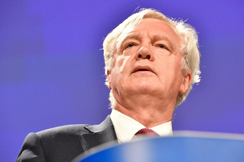 David Davis, l'ex-ministre du Brexit