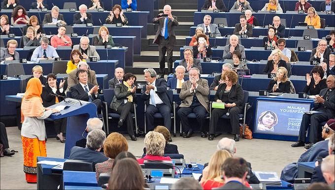 Prix Sakharov 2013
