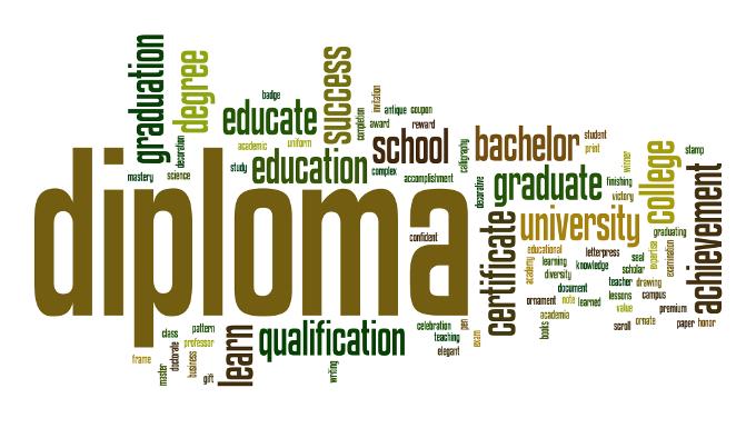 La reconnaissance des diplômes