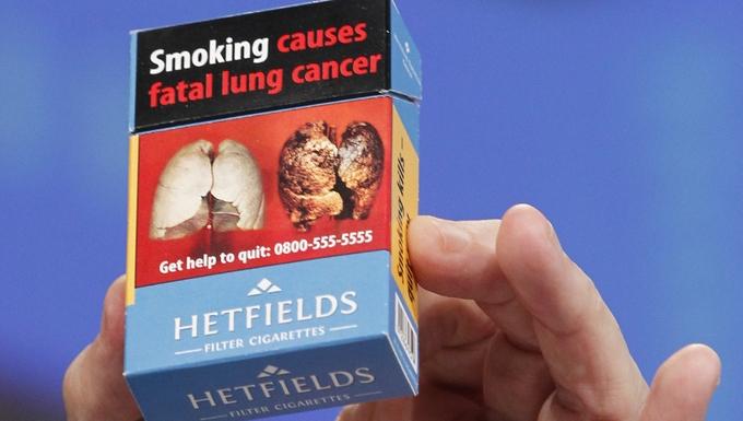 Paquet de cigarettes (c) Commission européenne