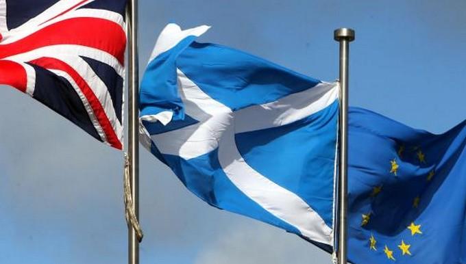 Scotland UK EU