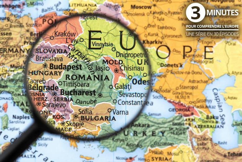 Après la Croatie en 2013, d'autres pays des Balkans pourraient rejoindre l'UE à partir de 2025 - Crédits : Omersukrugoksu / iStock