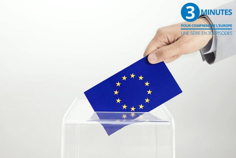 Les prochaines élections européennes auront lieu en 2024 - Crédits : Simarik / iStock