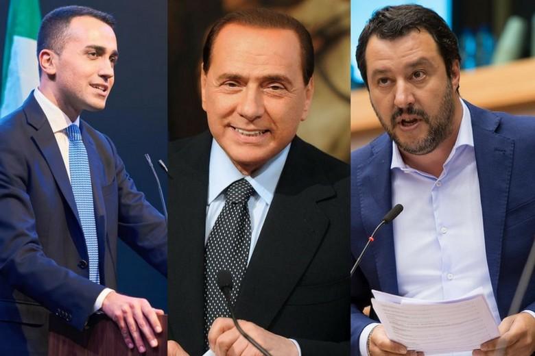 Elections-italiennes-dimaio-berlusconi-salvini