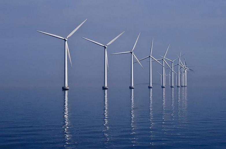 Projet de parc éolien offshore