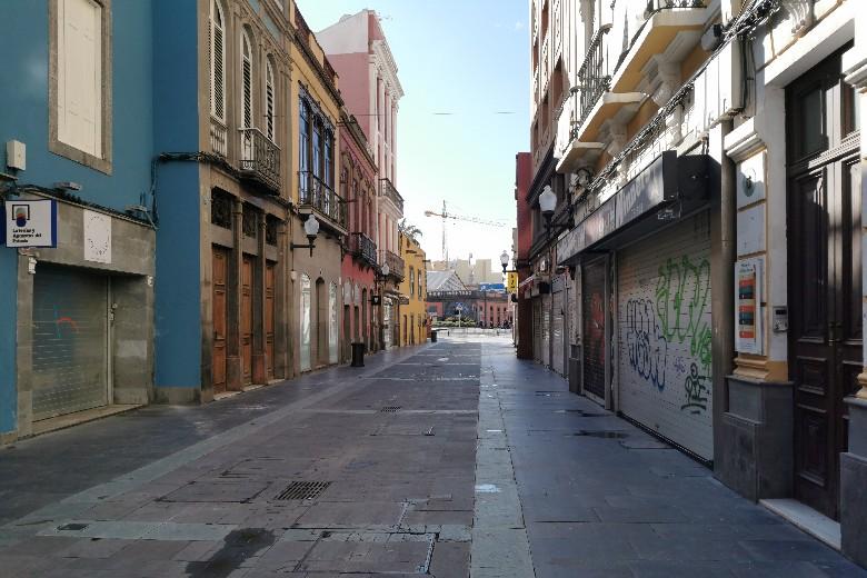 En Espagne comme dans la plupart des pays européens le confinement de la population reste en vigueur