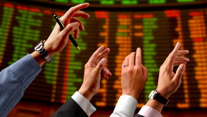 stock market (c) iStockPhoto