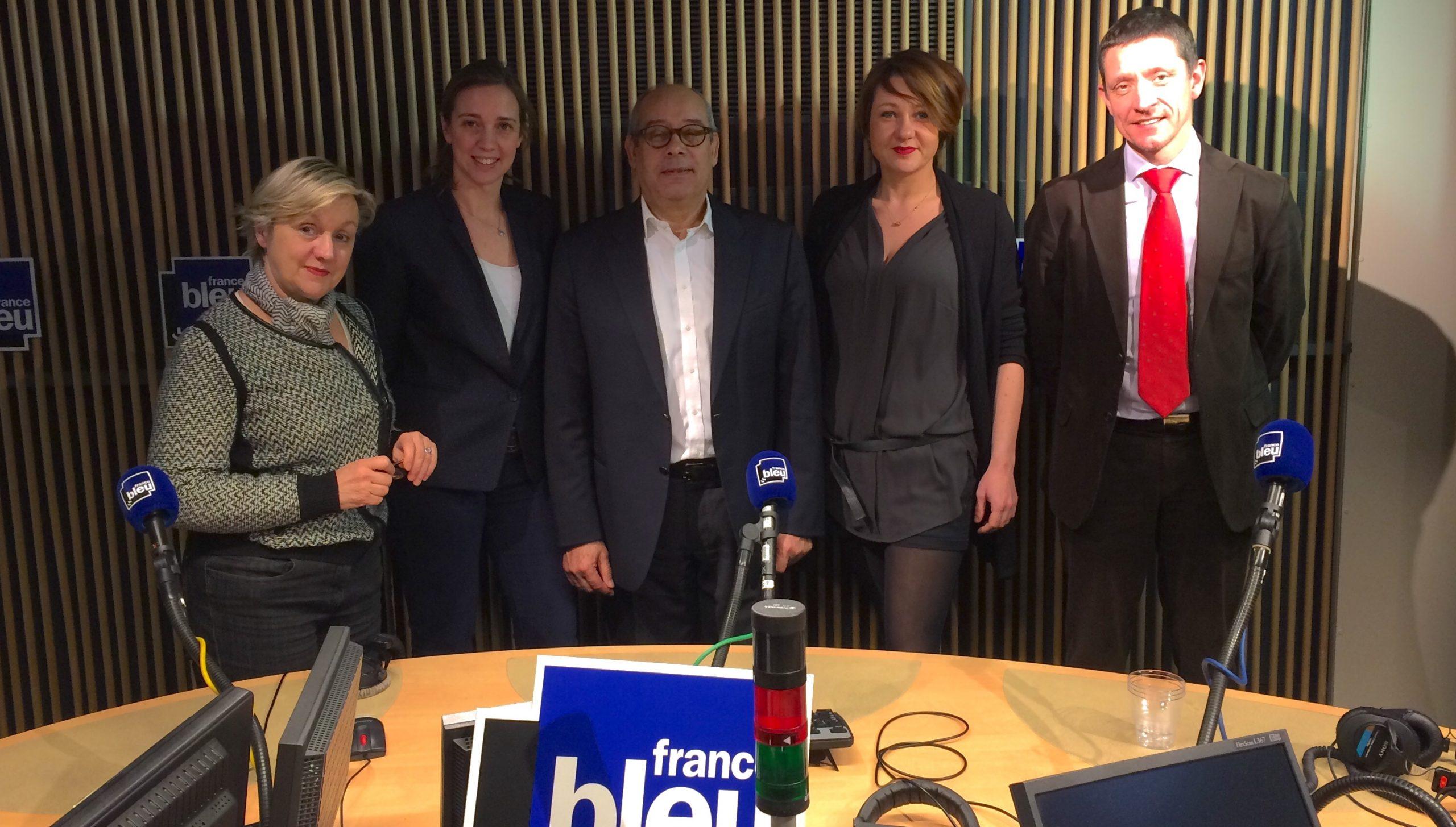 Toute l'Europe sur France Bleu 107.1 - L'agriculture en Europe - 28 février 2016