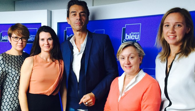 Toute l'Europe sur France Bleu