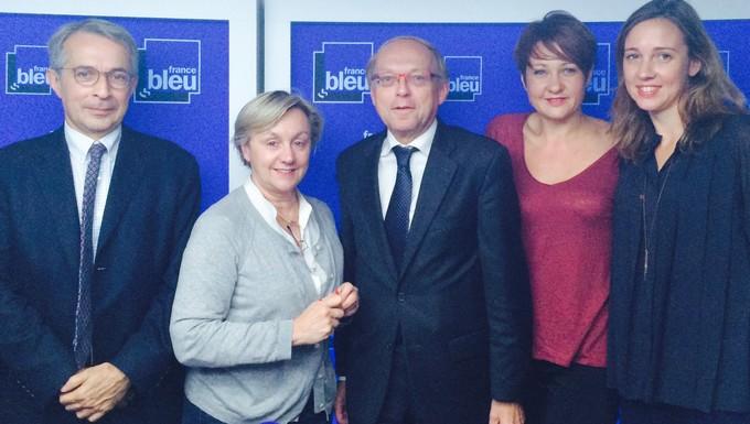 Emission France Bleu sur la sécurité sociale