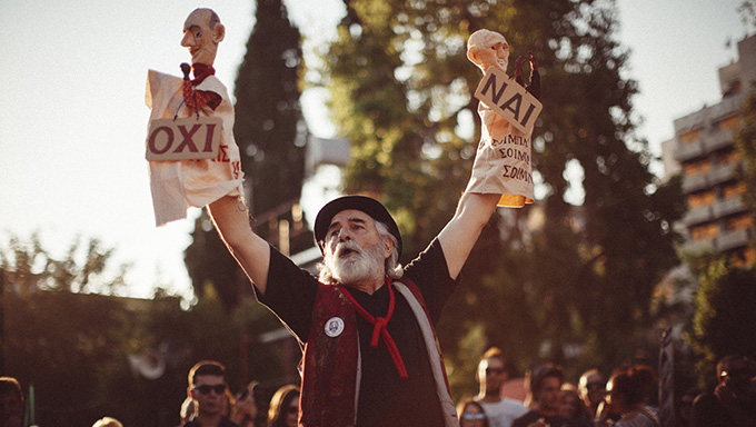 grece referendum