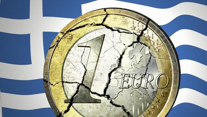 La place de la Grèce dans la zone euro en danger
