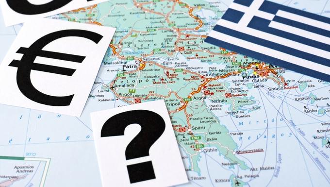 La Grèce et la zone euro