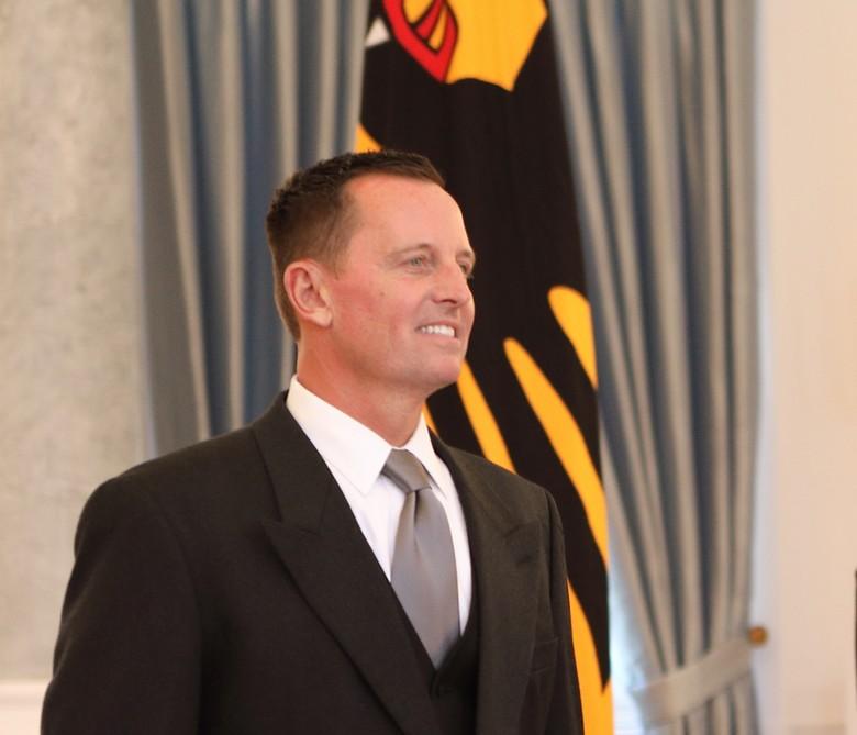 Richard Grenell, ambassadeur des Etats-Unis en Allemagne.
