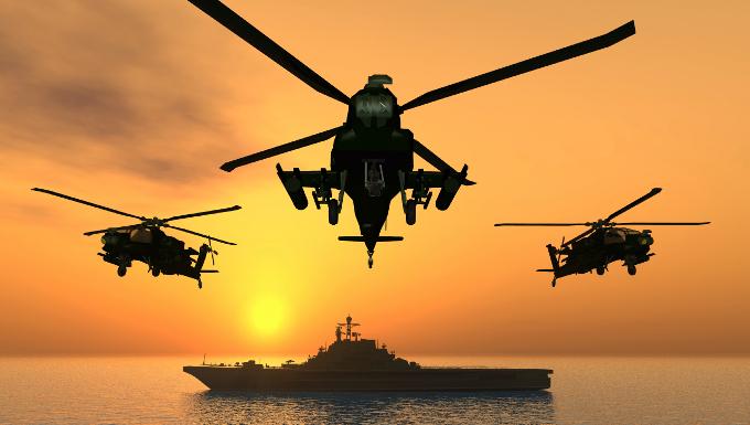 Déploiement militaire