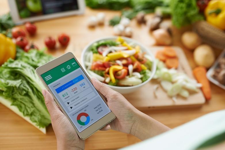 Nos choix alimentaires qui sont de plus en plus influencés par les applications de la