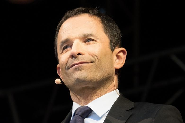 Benoît Hamon - Crédits : Marion Germa / Wikimedia Commons